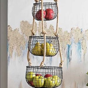 Black-Wire-and-Rope-3-Tier-Fruit-Basket